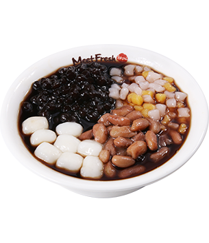 Hot Grass Jelly Soup(Only For Winter)
