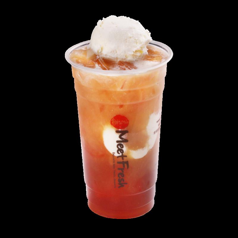 阿薩姆冰淇淋紅茶-飲品系列